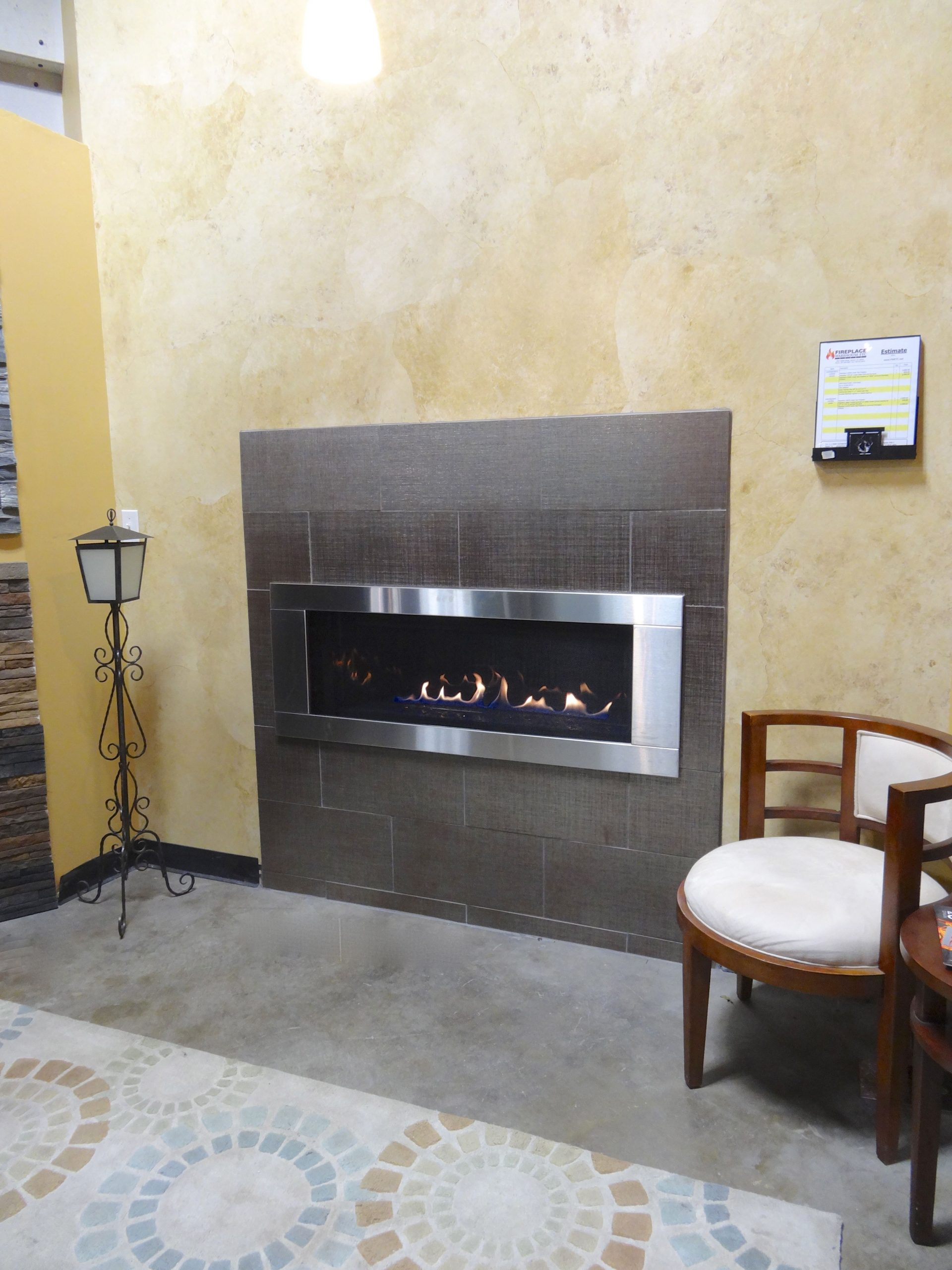 Fireplace Warehouse Etc Fresh Napoleon Lhd45 with Stainless Steel Surround and Screen
