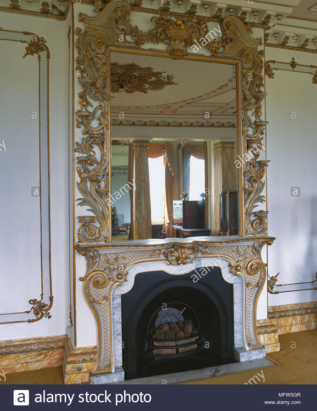 Metal Fireplace Mantel Awesome Mirror Over Fireplace Mantel Stock S & Mirror Over