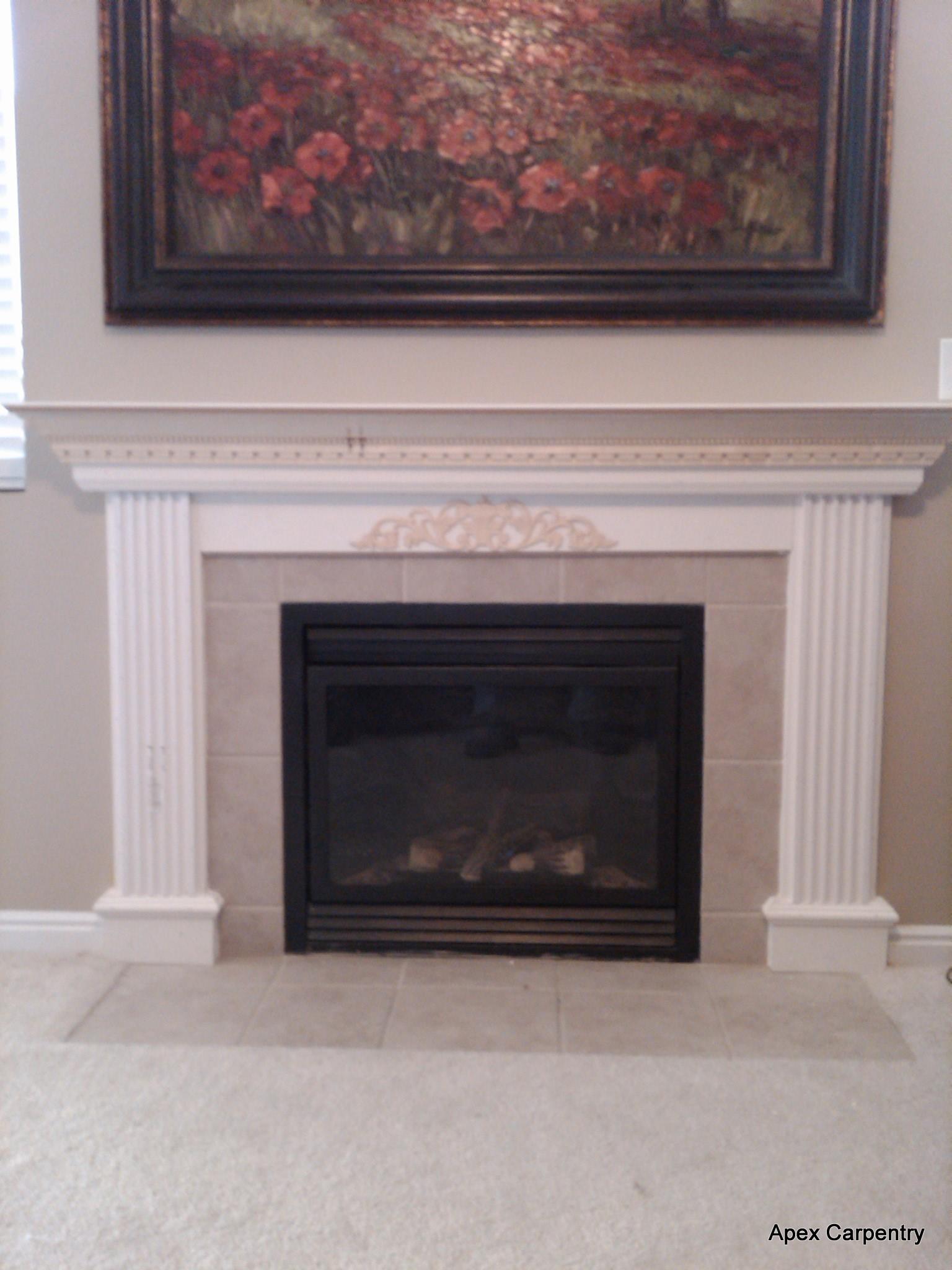 Fireplace Mantels Building