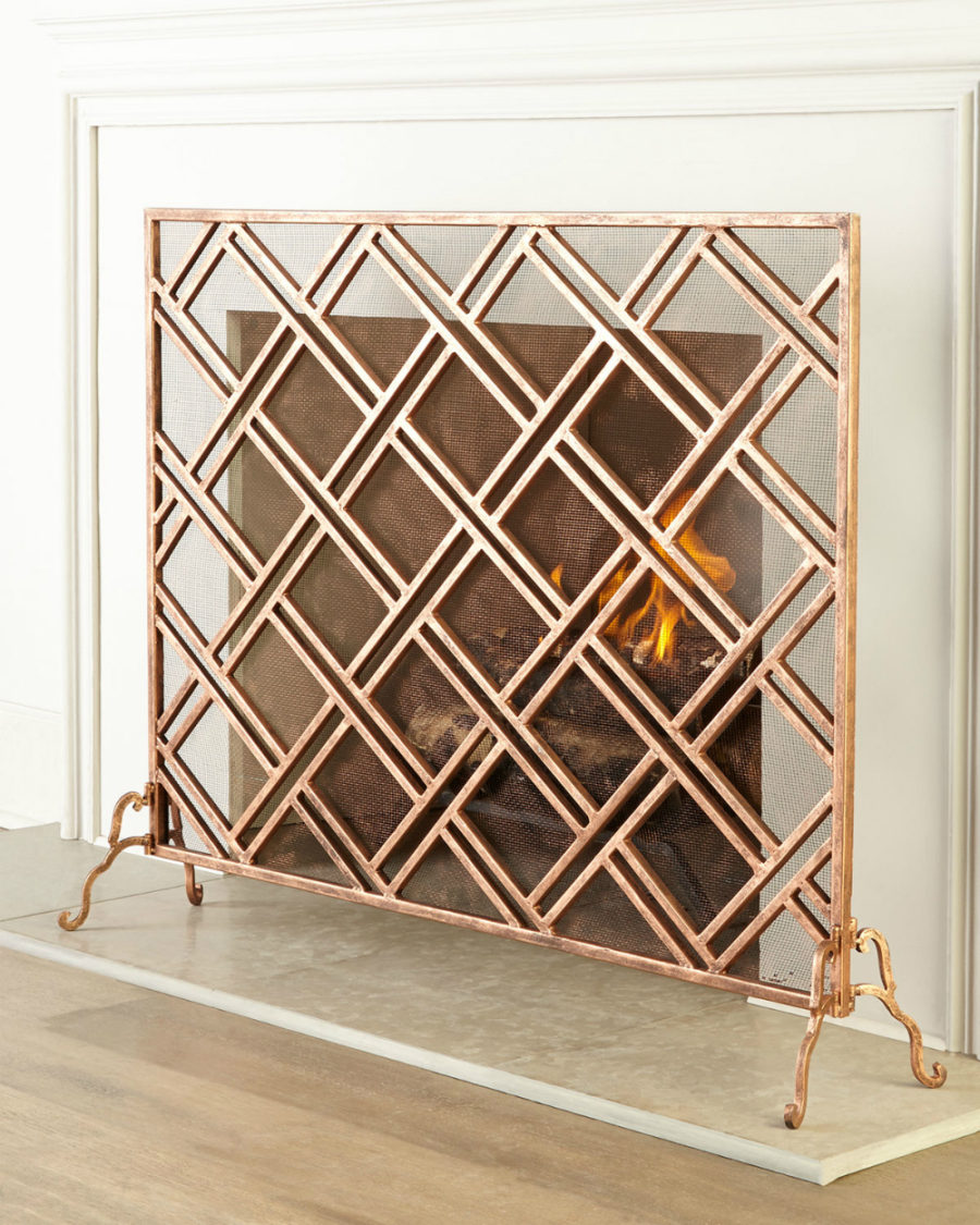 Layla Fireplace Screen 900x1125