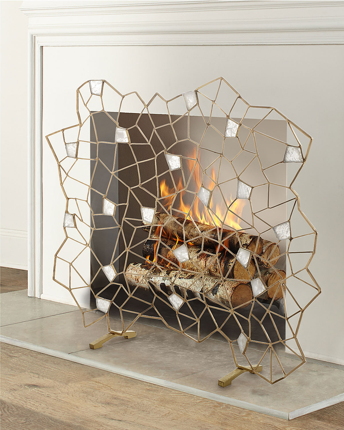 5 Staggering Fireplace Screens 3