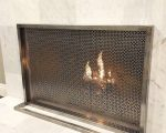 79 Fresh Modern Fireplace Screens