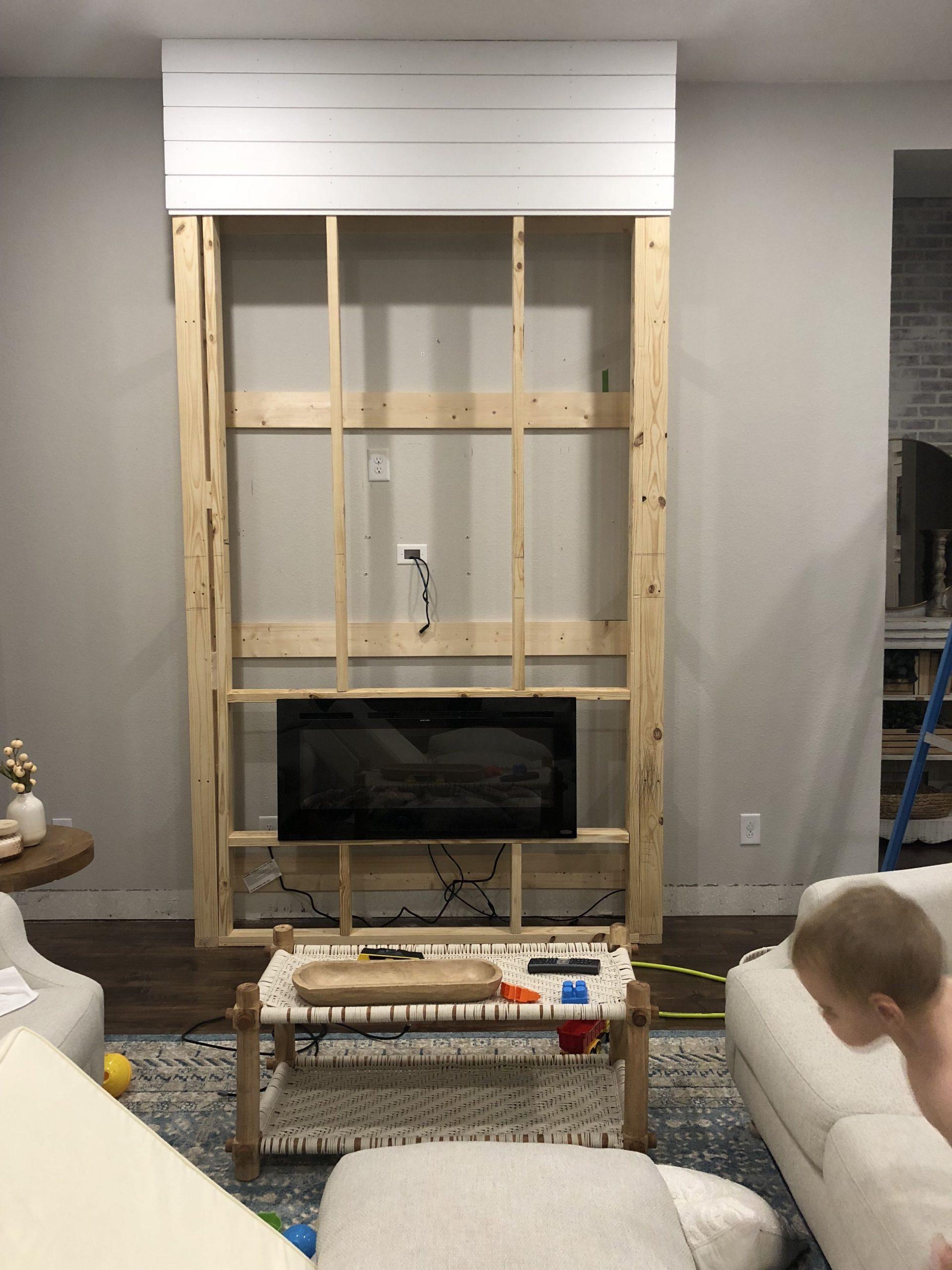 Vonderhaar Fireplace Inspirational Installing A Fireplace Our New Samsung Frame Tv the