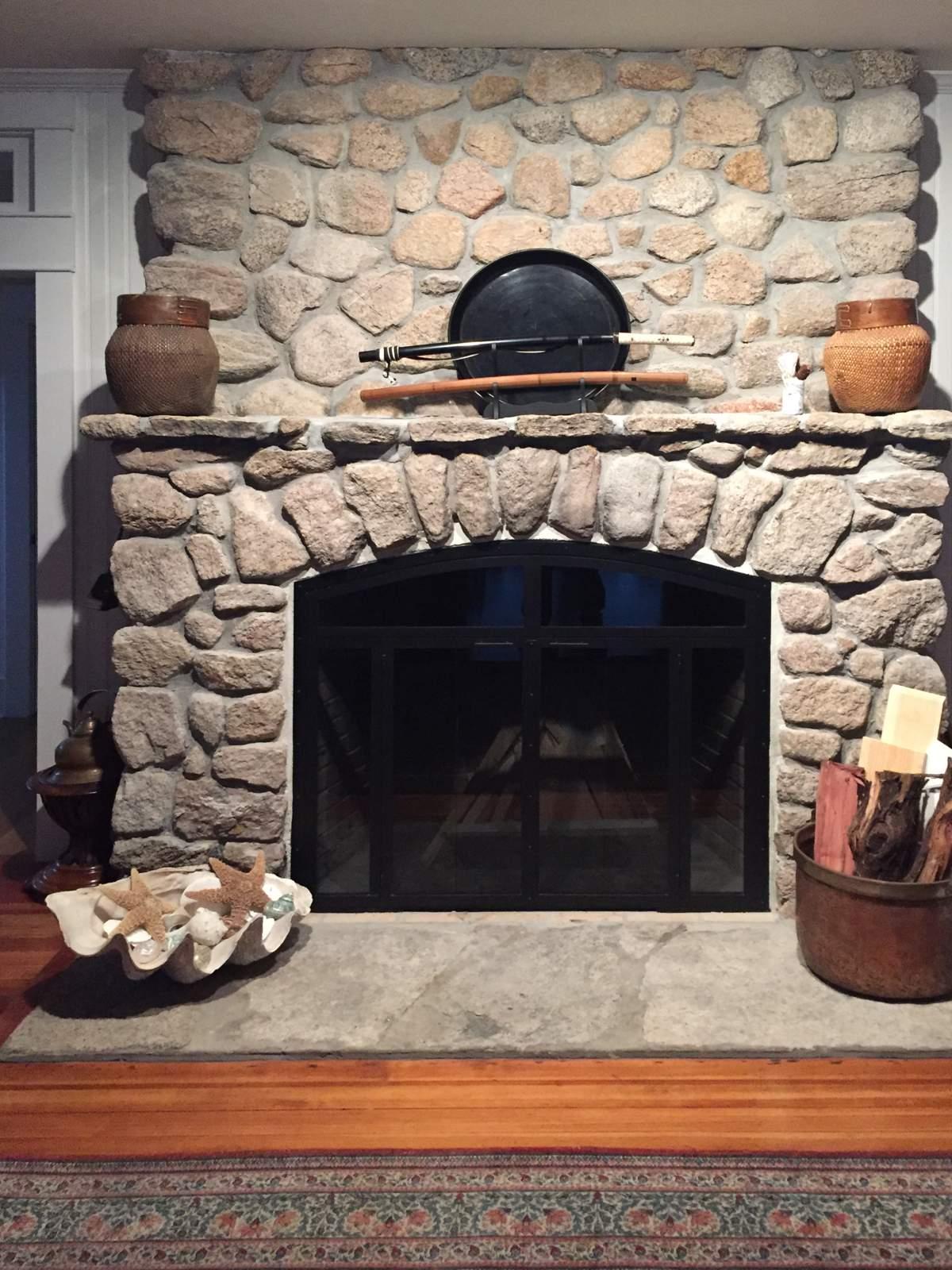 Arch Fireplace Door Beautiful Fireplace Glass Doors Project