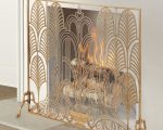 25 Inspirational Art Deco Fireplace Screen