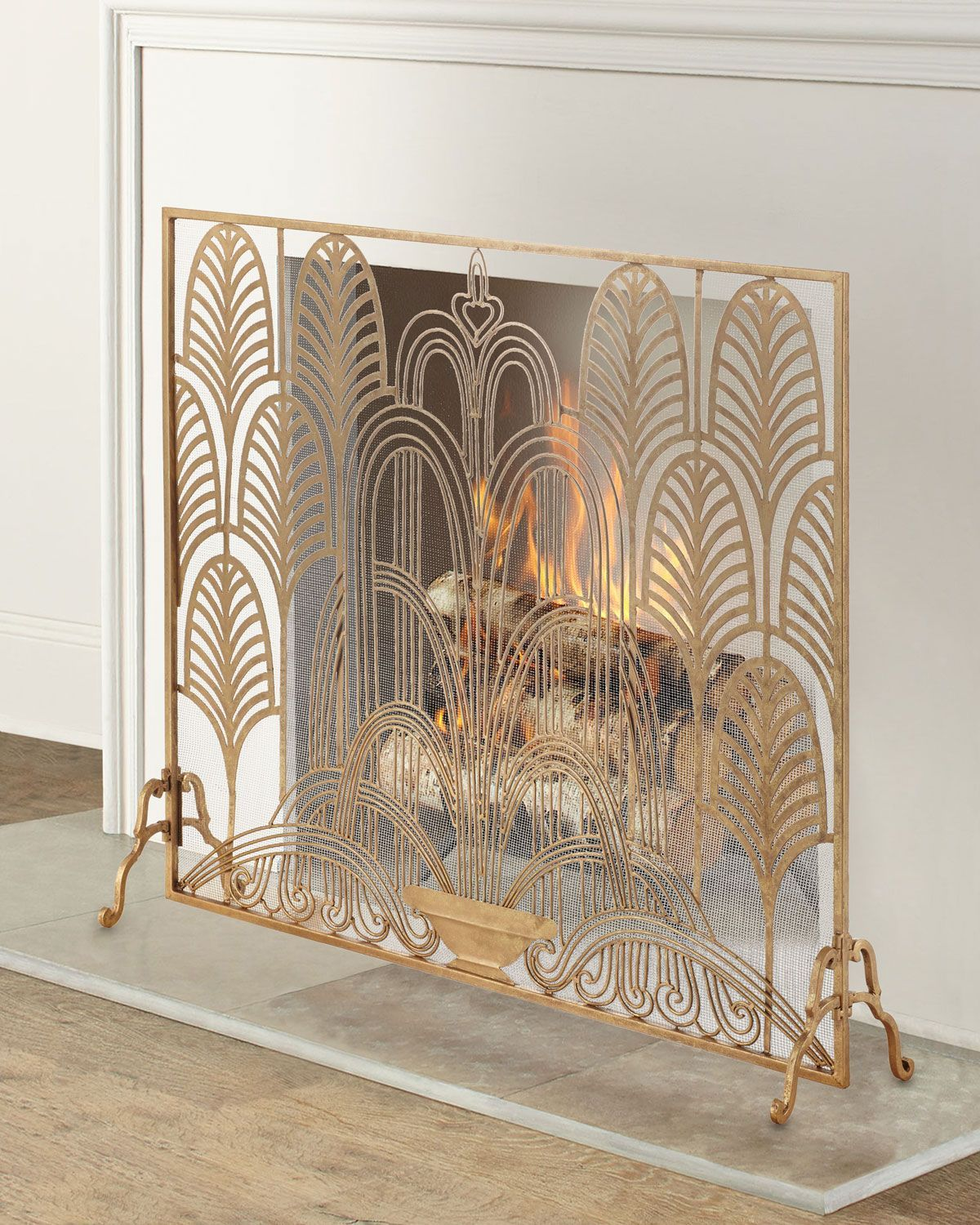 Art Deco Fireplace Screen Best Of Pin On My Blog