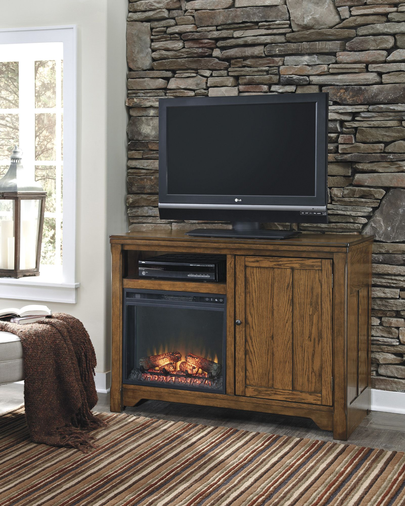 Ashley Fireplace Tv Stand Lovely ashley Furniture Chimerin Tv Stand with Fireplace and Cooler Option