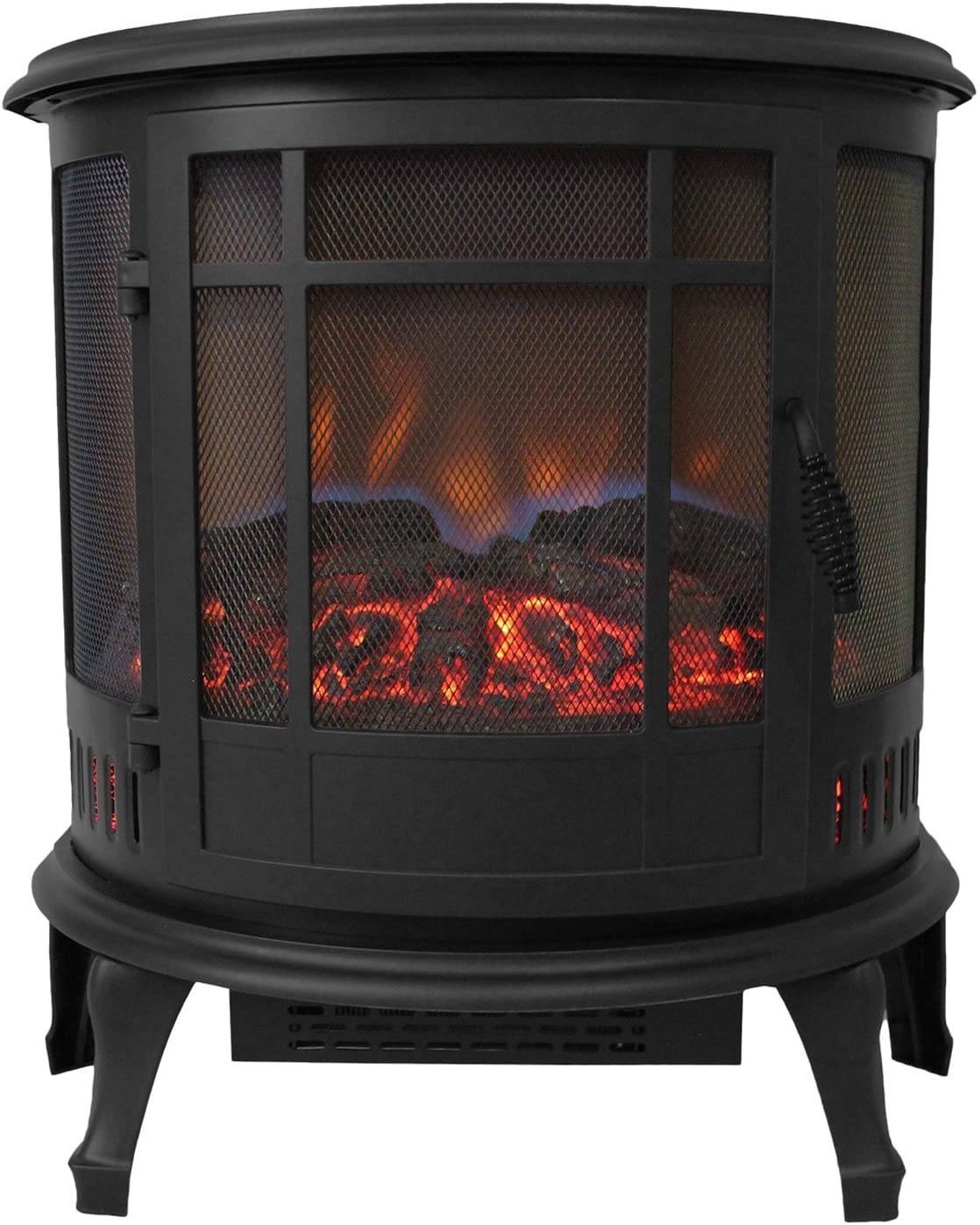 Charm Glow Electric Fireplace Lovely fort Glow the Claremont Electric Stove