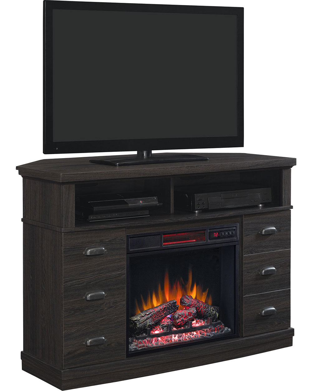 Cherry Fireplace Tv Stand Fresh 100 [ Infrared Fireplace Mantel ]