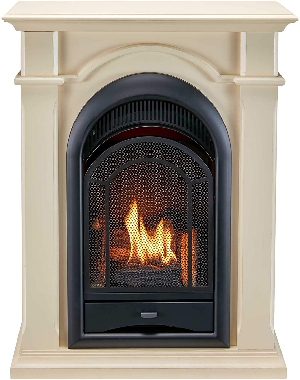 Dual Fuel Fireplace Awesome Amazon Pro Heating Fs100t 1 Aw Fireplace White