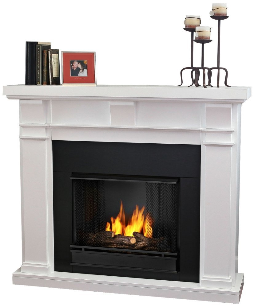 Dual Fuel Fireplace Beautiful White Gel Fireplace by Real Flame Ventless Fireplace Review