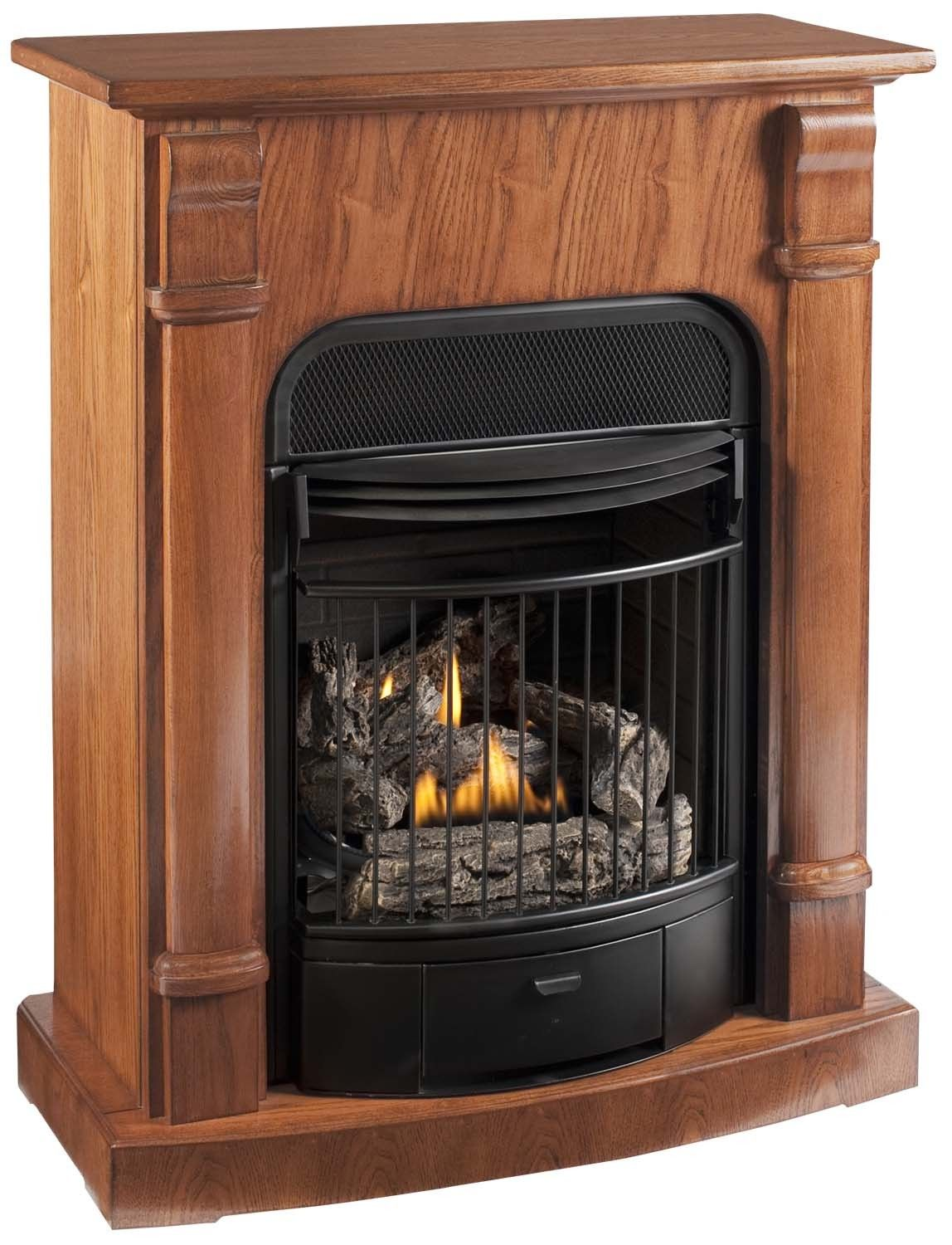 Dual Fuel Fireplace Best Of Kozyworld Windsor Four In E Dual Fuel Vent Free Gas