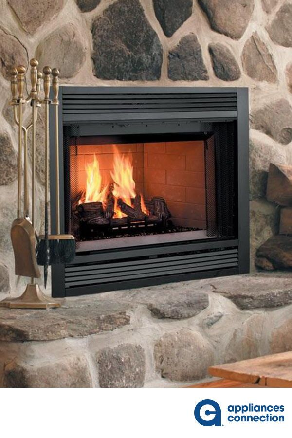 """Dual Fuel Fireplace Fresh sovereign Series Sa36r 36"""" Radiant Wood Burning Fireplace"""
