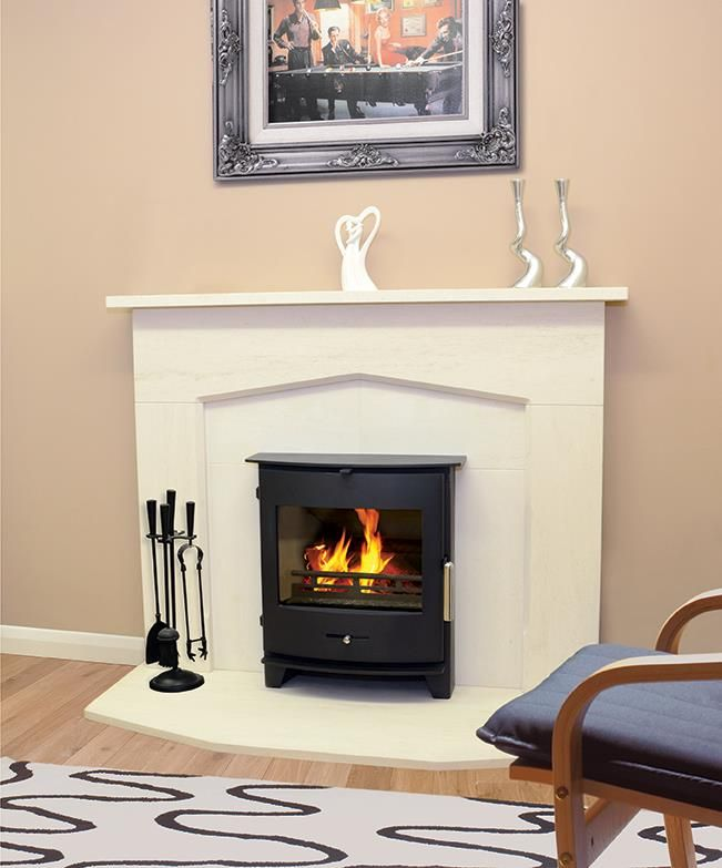 Dual Fuel Fireplace Luxury Inset Stoves