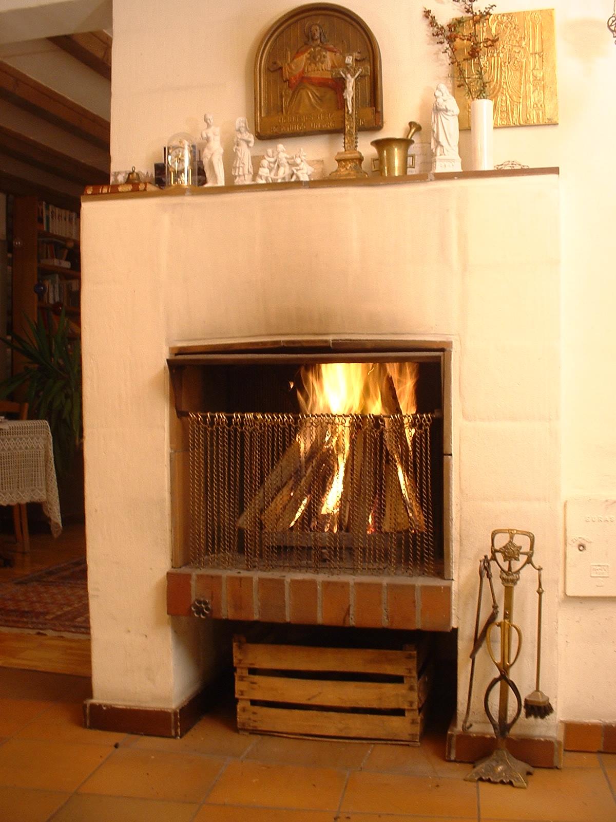 Fireplace Floor Elegant Fireplace