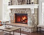 36 Lovely Fireplace Mantel Corbels