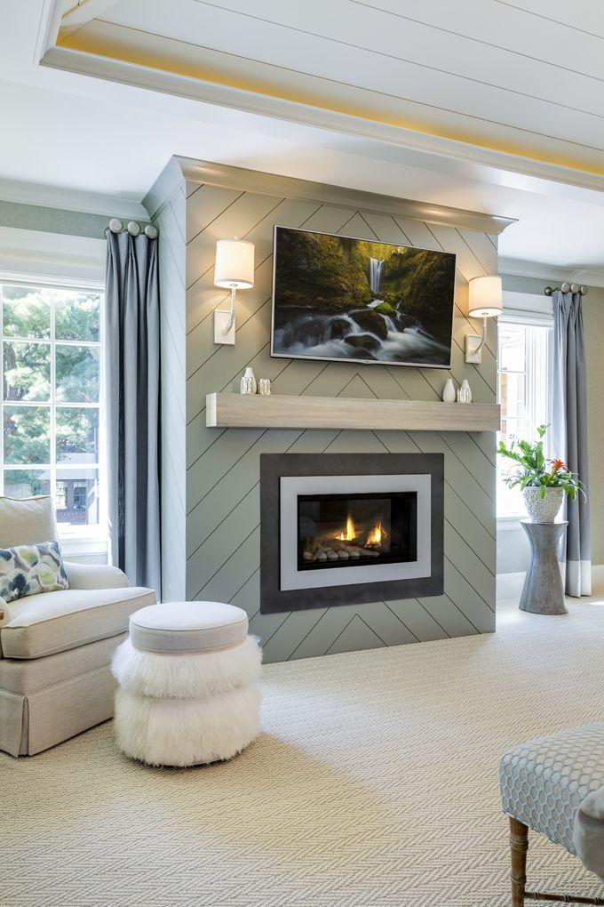 bedroom fireplace Great Neighborhood Homes inneneinrichtung wohnzimmerideen einrichten wohnzimmer İnneneinrichtung