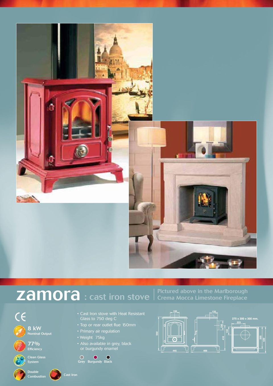 Fireplace Reflectors Unique Woodburning Stoves Bronpi Calefaccion Sl Pdf Free Download