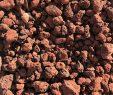 Gas Fireplace Rock Beautiful Amazon Fireplace Crushed Red Lava Rock Granules 5 Pound