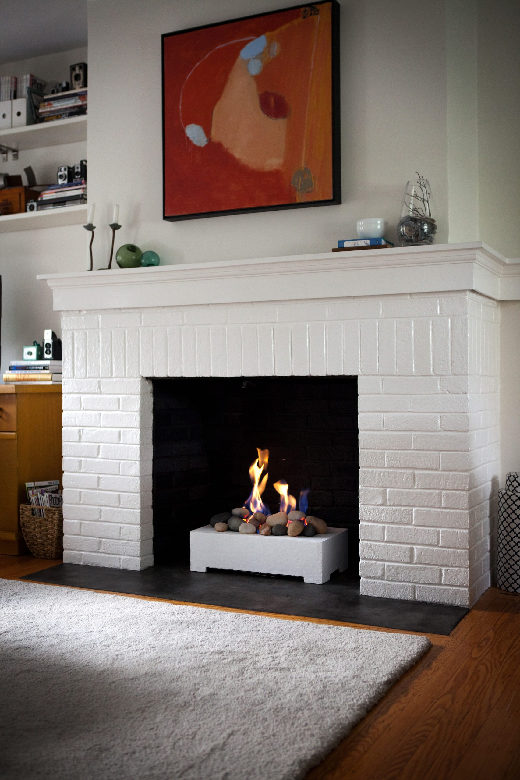 Gas Fireplace Rock New Gas Stones by European Home Fire Media