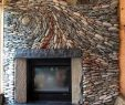 Gas Fireplace Rock New How to Make A River Rock Fireplace