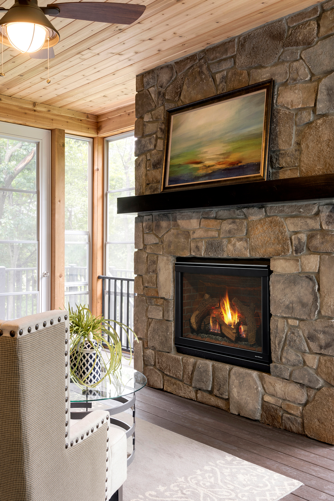 Gas Fireplace thermostats Inspirational Fireplace Gallery Haley fort Systems