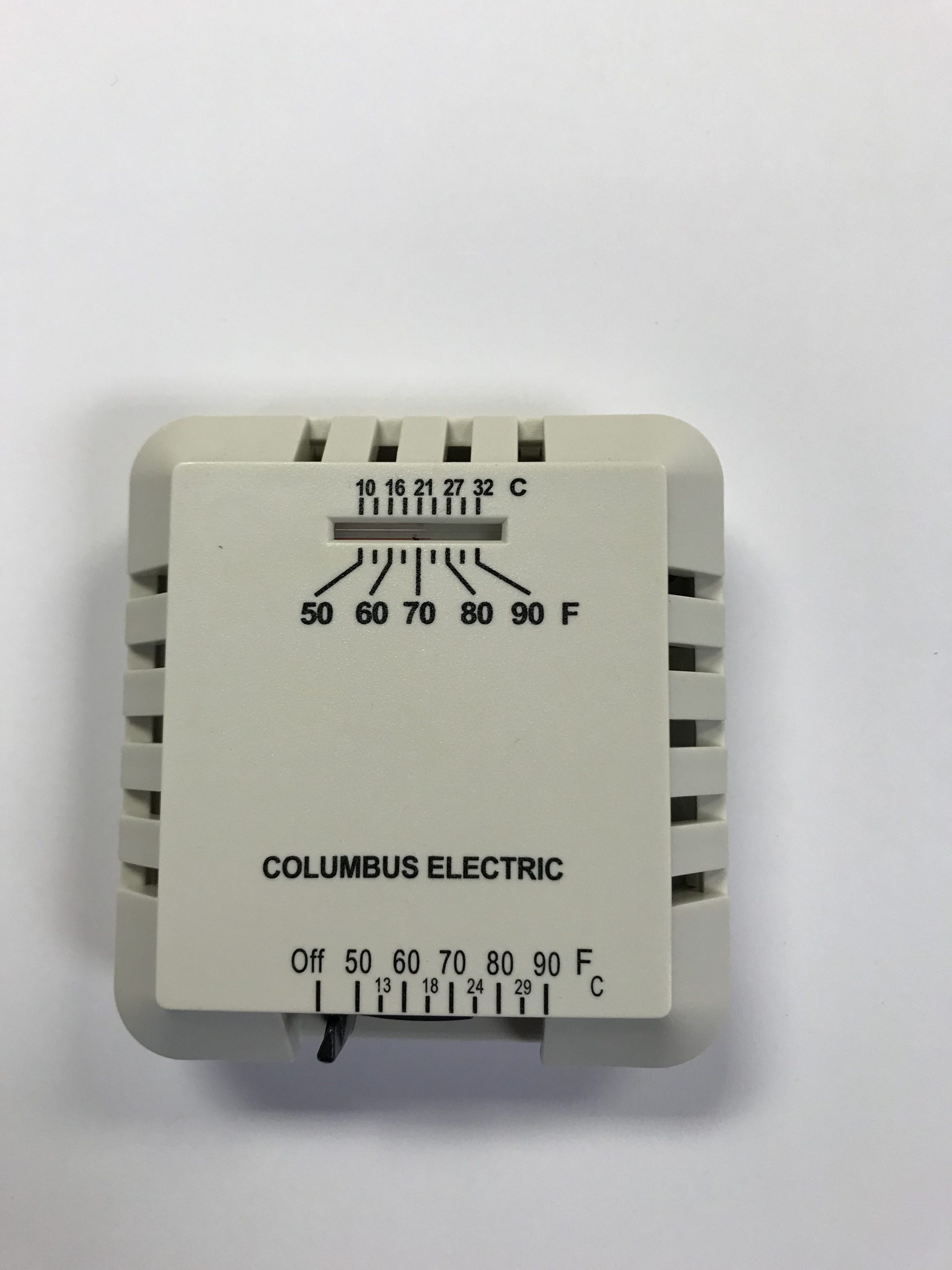 Gas Fireplace thermostats New Wired Manual Fireplace Wall thermostat