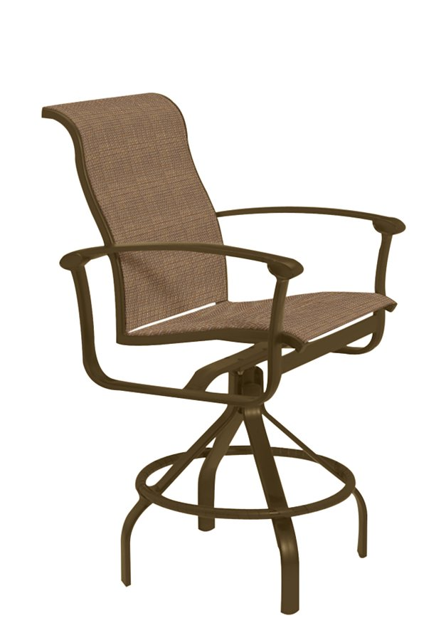 Georgetown Fireplace and Patios Awesome Ovation Sling Barstool