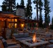 Georgetown Fireplace and Patios Beautiful California Rustic Home Fire Pit Want as Part Of the