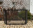 Restoration Hardware Fireplace Screens Inspirational Used Restoration Hardware Fireplace Screen for Sale In