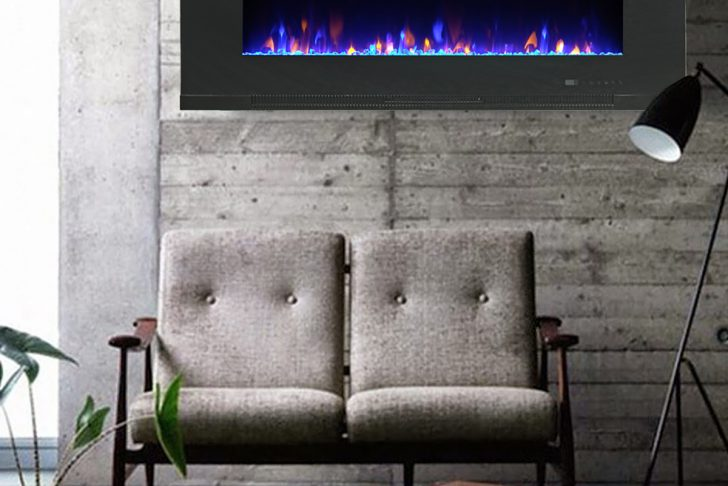 Wall Mount Fireplace Lowes Awesome Paramount Mirage Wall Mount 20 08 In X 50 In Black Electric Fireplace