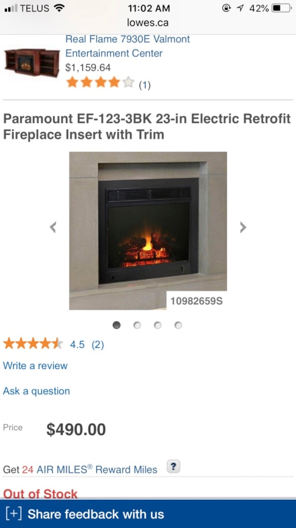 Wood Fireplace Inserts Lowes Awesome Paramount Electric Fireplace