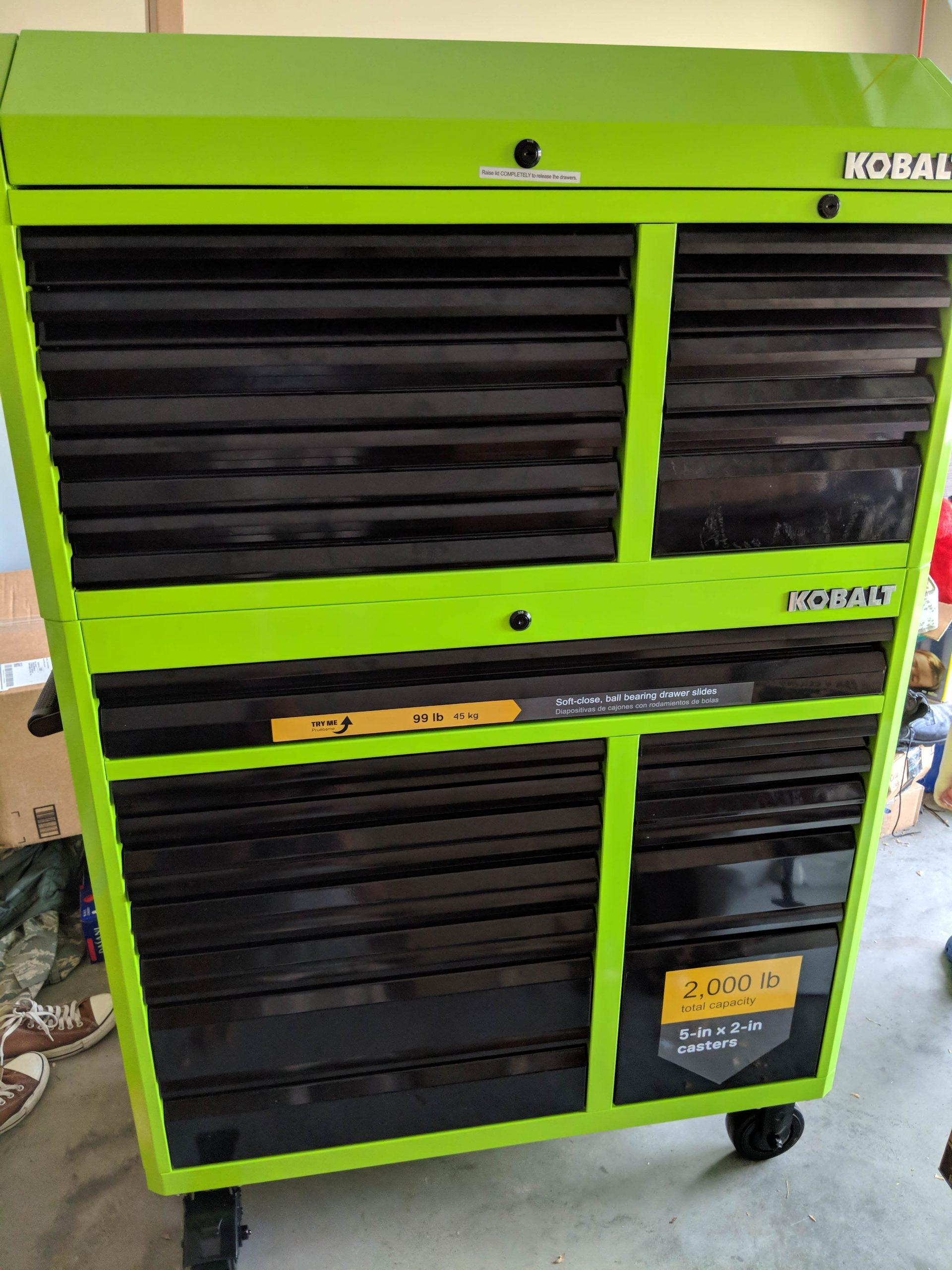 Wood Fireplace Inserts Lowes Best Of It is Finally Here My $400 tool Box From Lowe S tools
