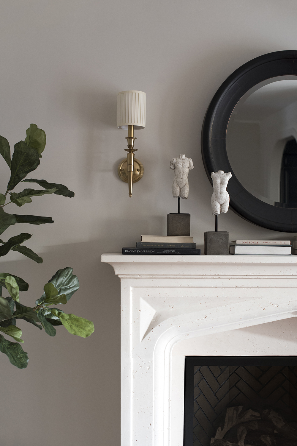 Wood Fireplace Inserts Lowes Inspirational Fireplace Makeover Cast Mantel Options Room for Tuesday