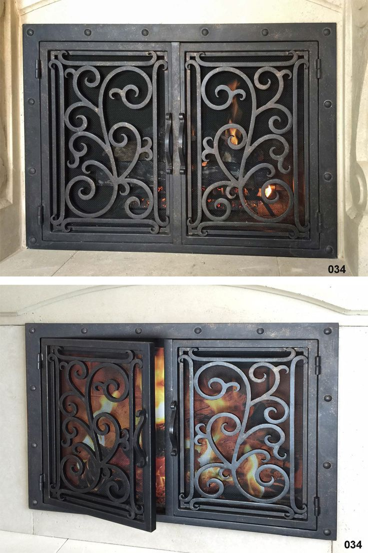 Wrought Iron Fireplace Door Elegant Check Out the World Largest Collection Of 142 Exquisite