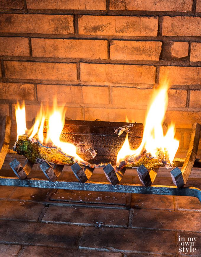 Yankee Fireplace Beautiful Fall Football and Starting A Cozy Fire