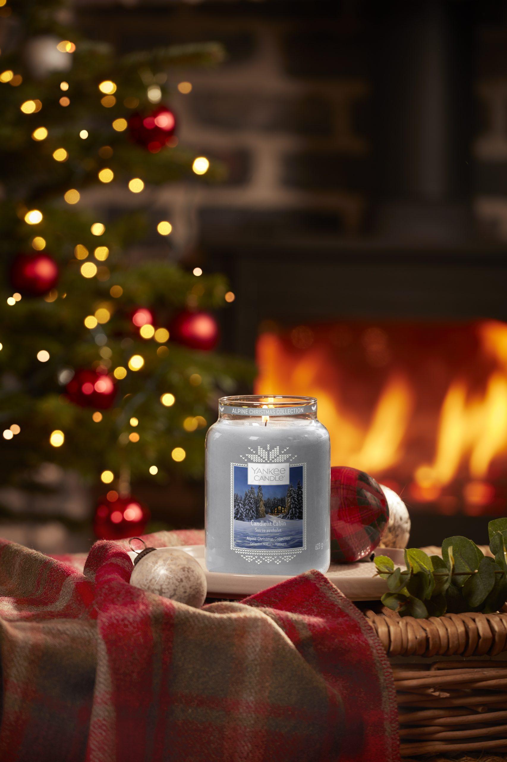 Yankee Fireplace Luxury Yankee Candle Has Released Its Christmas Range and We Need