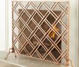 Antiqued Brass Fireplace Screen Awesome Light Up Your Fire with these Modern Fireplace tools