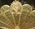Antiqued Brass Fireplace Screen Luxury La Belle Helene Detroit Antique Brass Fireplace Screen