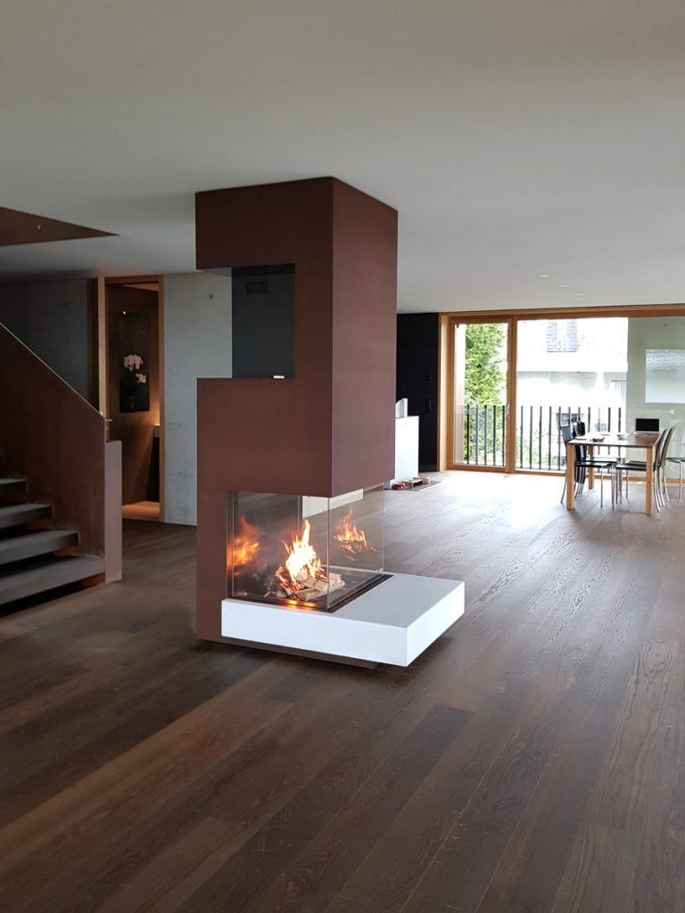 Fireplace Benches Awesome Concrete Fireplaces & Stoves Concrete Fire