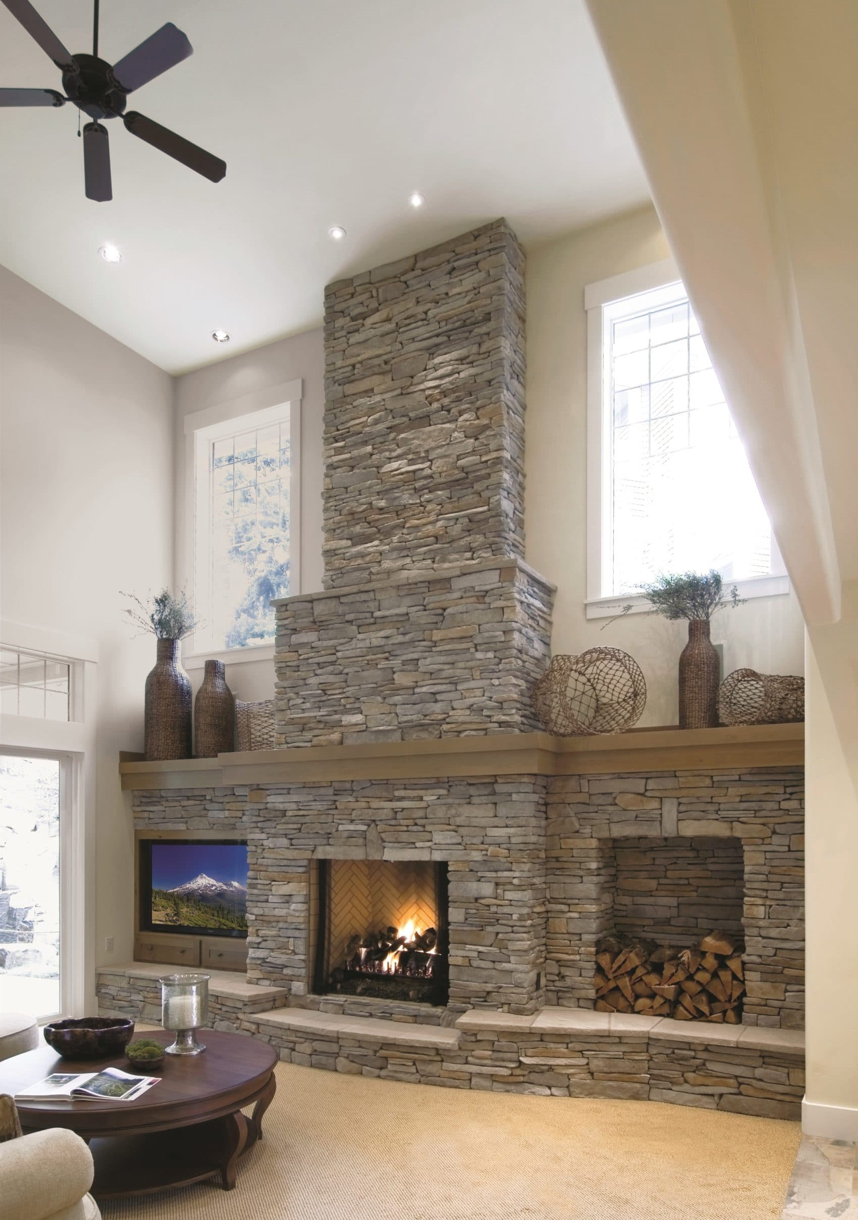 Fireplace Benches Luxury 6 Unique Fireplace Wall Designs Hearth and Home