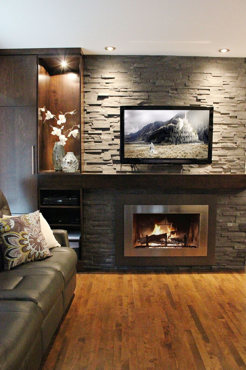Fireplace Wall Unit Awesome Wall Units with Fireplace and Tv Diy Building My Tv