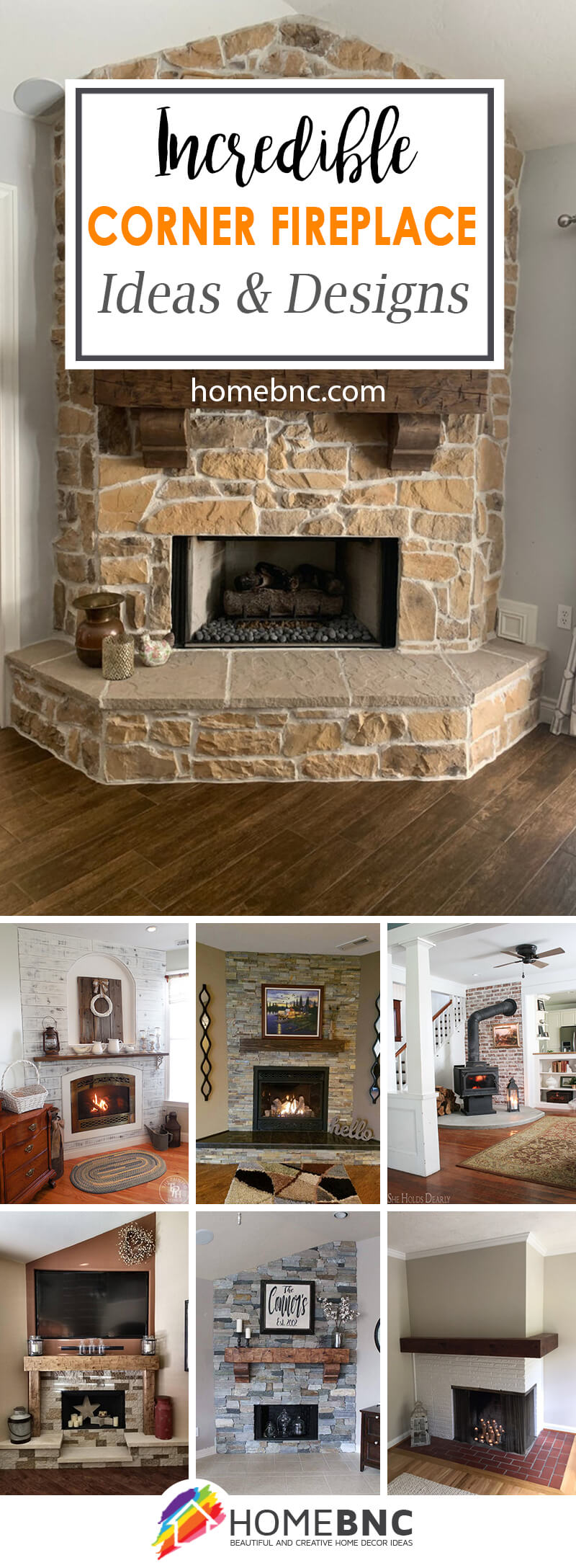 Fireplace Wall Unit Beautiful 16 Best Diy Corner Fireplace Ideas for A Cozy Living Room In