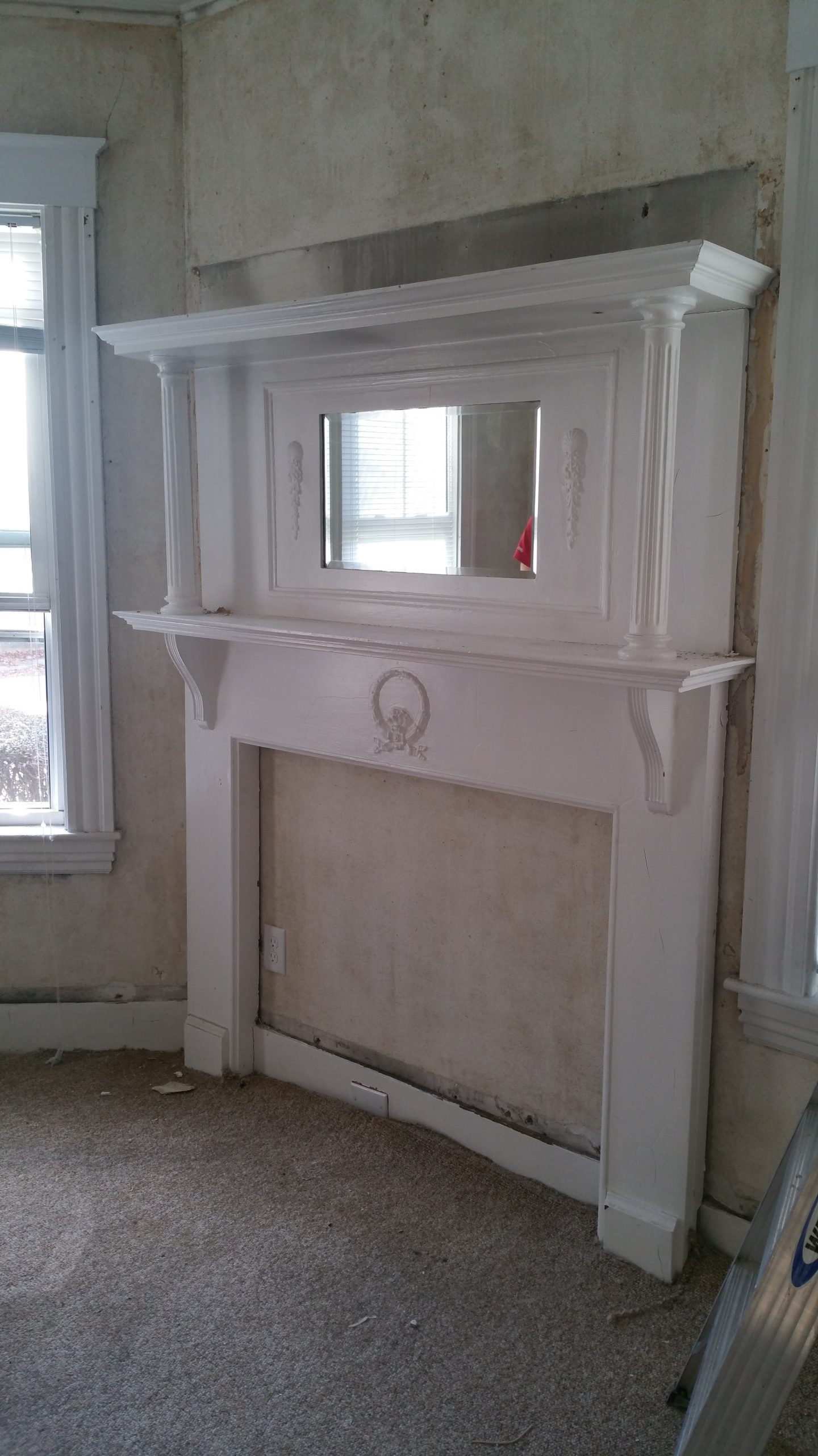 Fireplace Wall Unit Beautiful Dissecting the Fireplace – Heather & Chuck