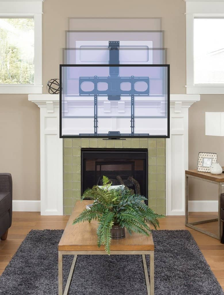 Fireplace Wall Unit Best Of Best Fireplace Tv Mount Roundup Reviews and Guide