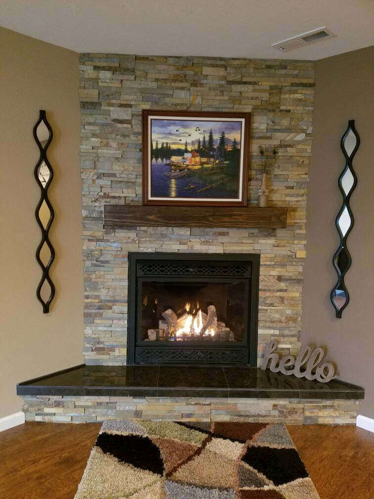 Fireplace Wall Unit Elegant 16 Best Diy Corner Fireplace Ideas for A Cozy Living Room In