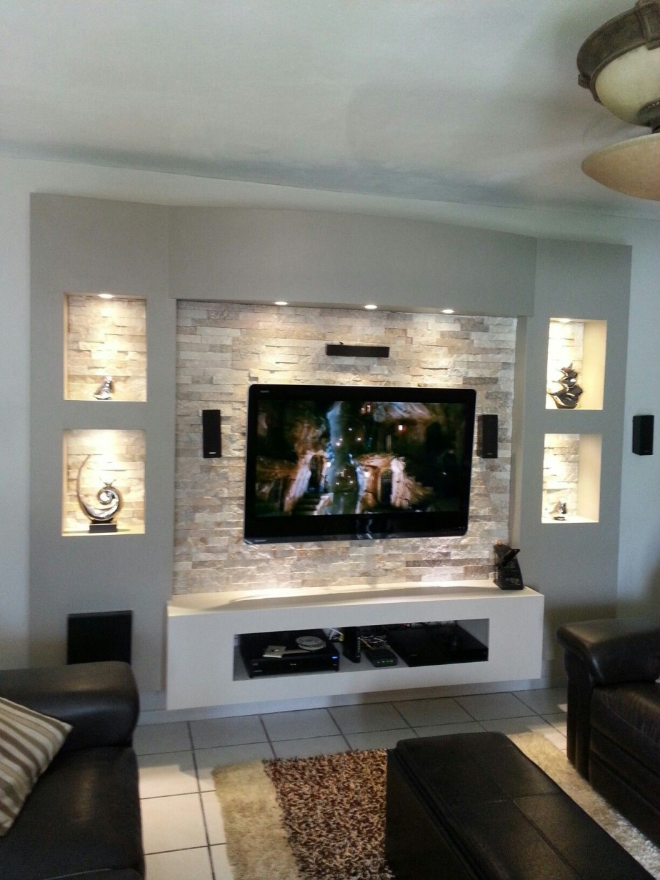 Fireplace Wall Unit Elegant Tv Wall Unit with Fireplace Innovaci³n Tv Unit Home Decor
