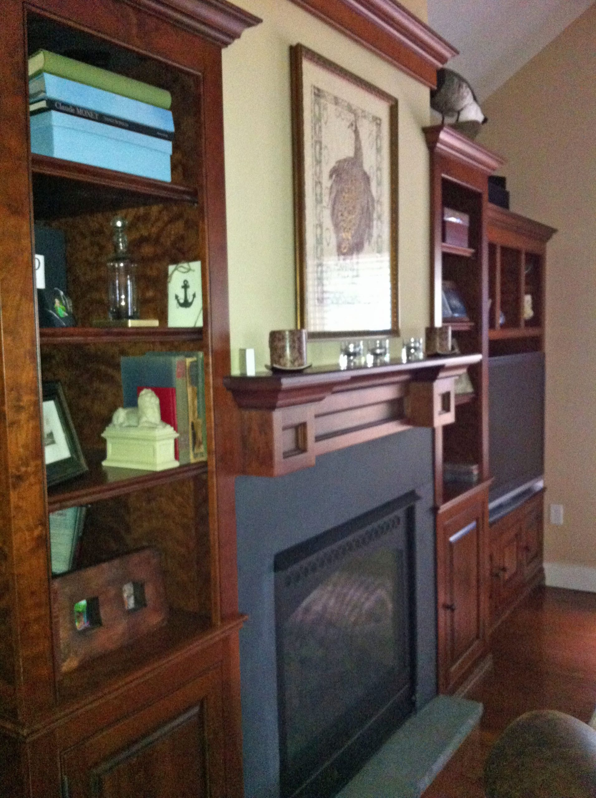 Fireplace Wall Unit Elegant Two Rivers Woodworking Gallery