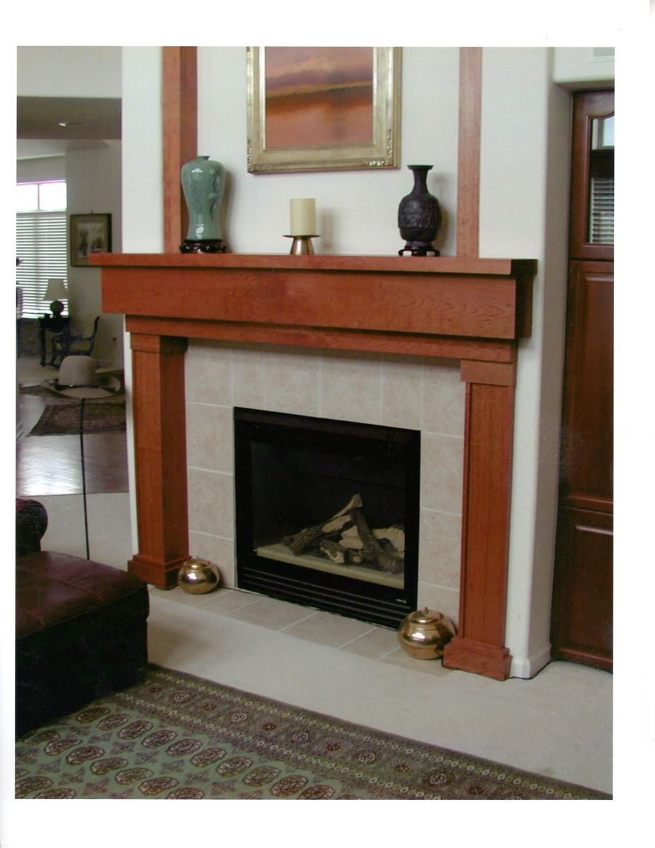 Fireplace Wall Unit Inspirational Hand Made Fireplace Mantle and Detailed Wall Frame by Parker