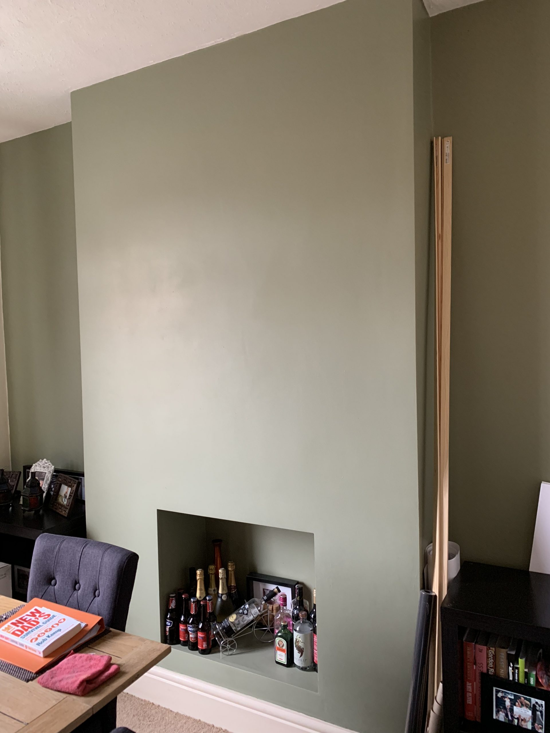 Fireplace Wall Unit New Mounting Tv On Chimney Breast Help and Ideas